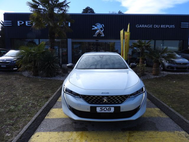 Peugeot 508 2.0 Blue HDI GT Line