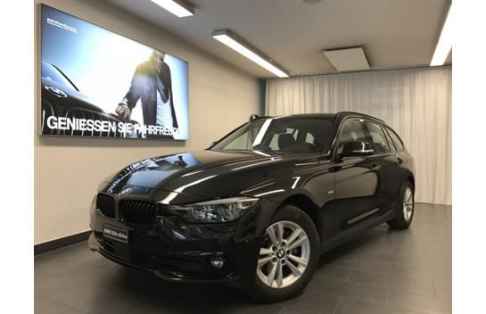 BMW 320d xDrive Touring Steptronic