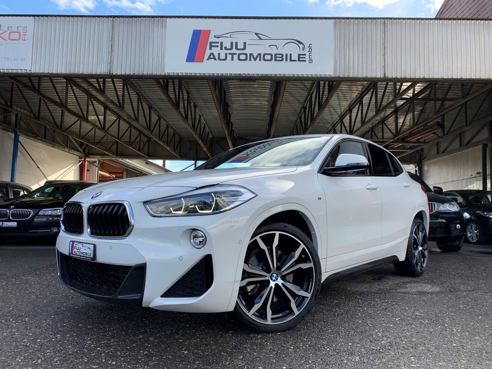 BMW X2 xDrive 20d M Sport Steptronic