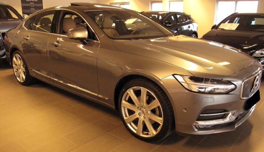 VOLVO S90 D4 Inscription Geartronic