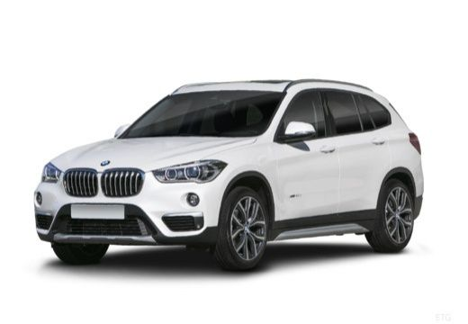 BMW X1 xDrive 18d Sport Line Steptronic