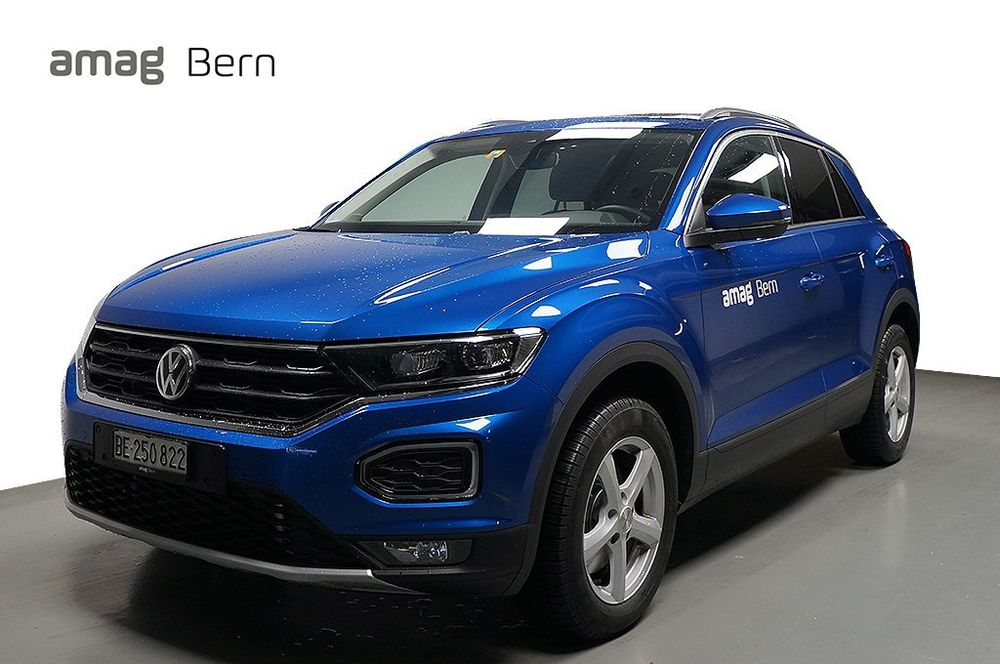 VW T-Roc 2.0 TSI Advance DSG 4Motion