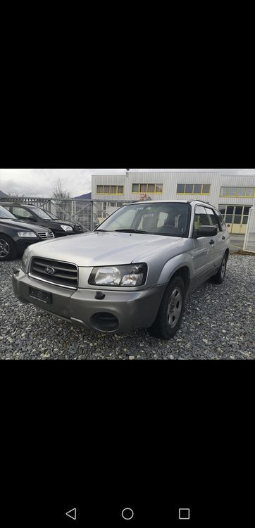 SUBARU Forester 2.0X Comfort Automatic
