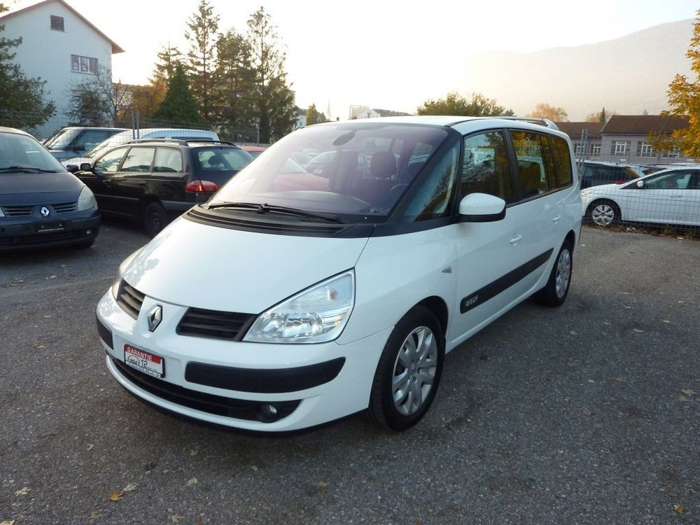 Renault Grand Espace 2.0 dCi Expression