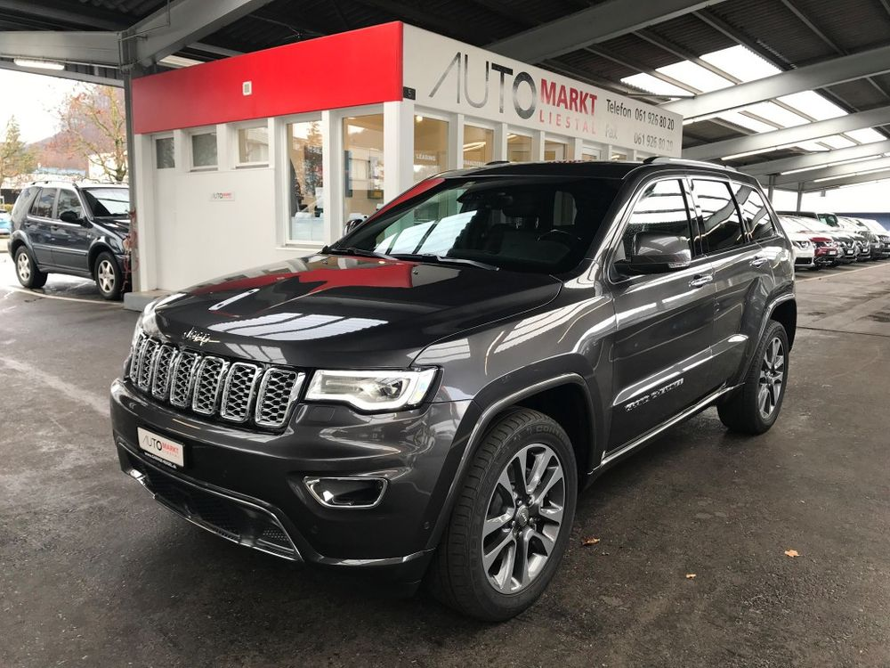 Jeep Grand Cherokee 3.0 CRD Overland Automat