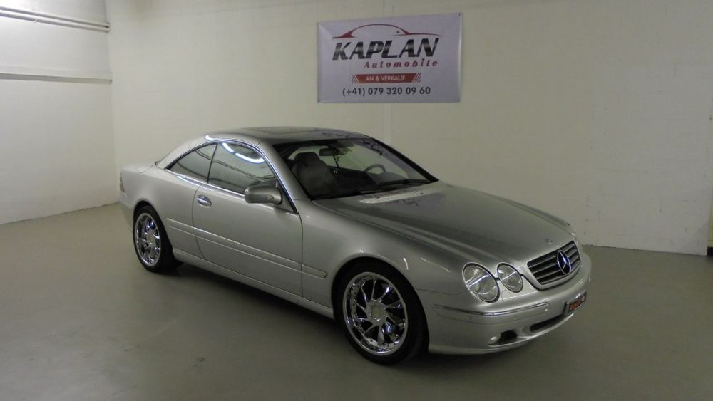 Mercedes-Benz CL 500 Automatic
