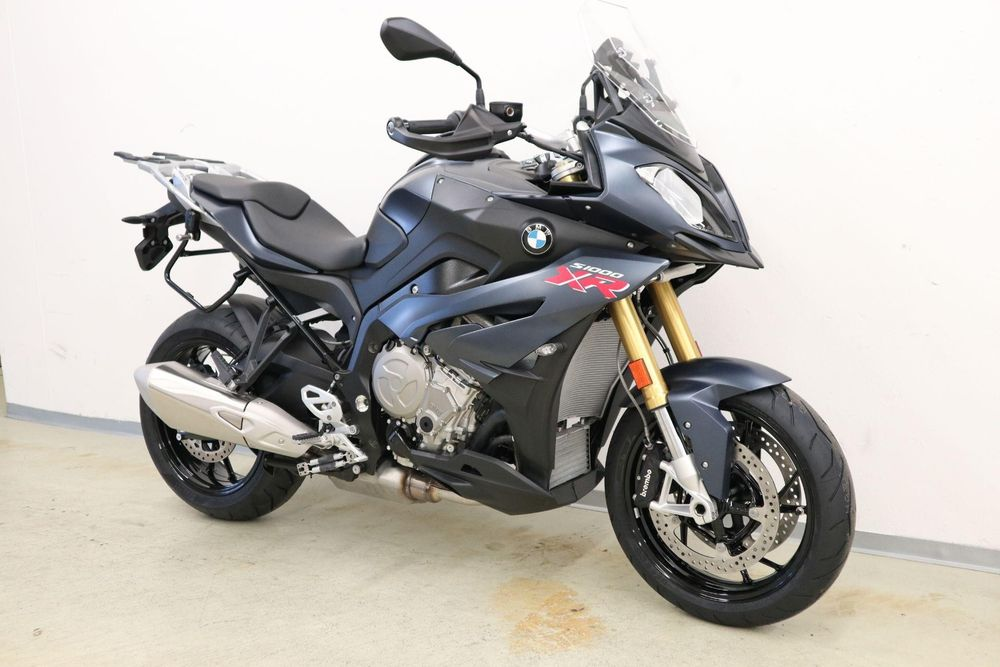 BMW S 1000 XR ABS *4809 inkl. Pakete