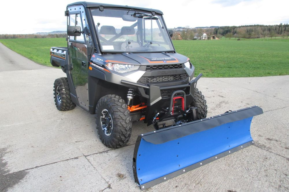 Polaris Ranger XP 1000 Limited Edition 4x4