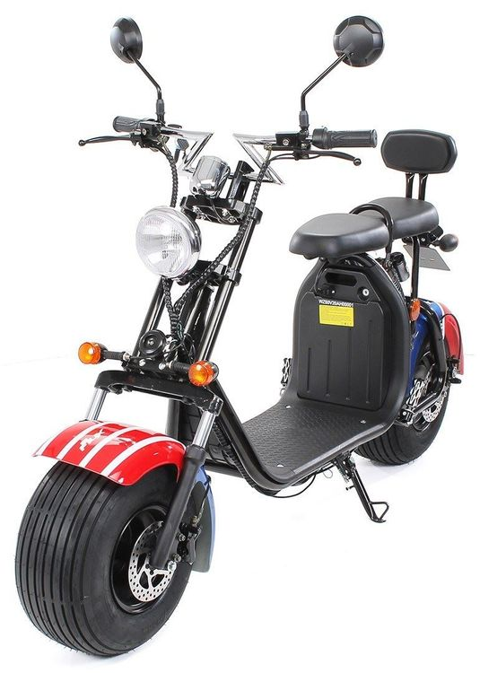 Mademoto E-Flux Harley Two