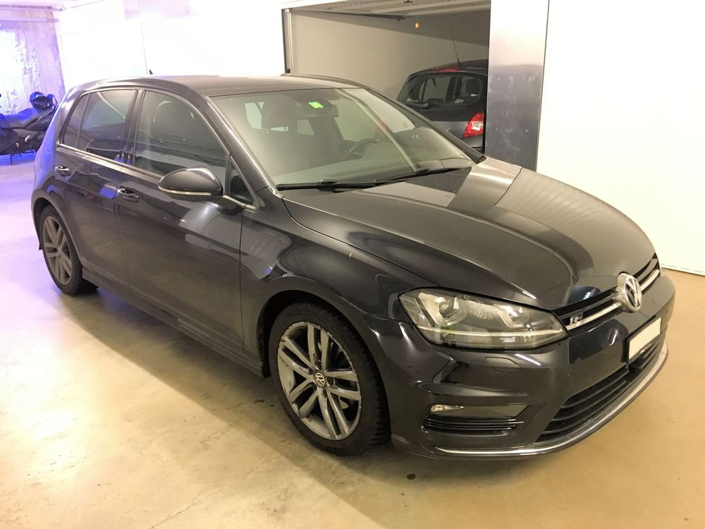 VW Golf 1.4 TSI R-Line Design