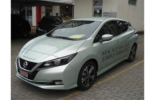 Nissan Leaf 2.Zero Edition