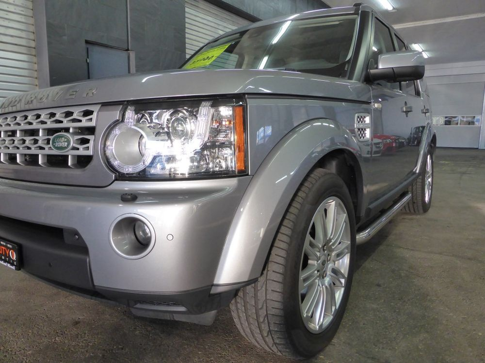 Land Rover Discovery 3.0 SDV6 HSE Automatic