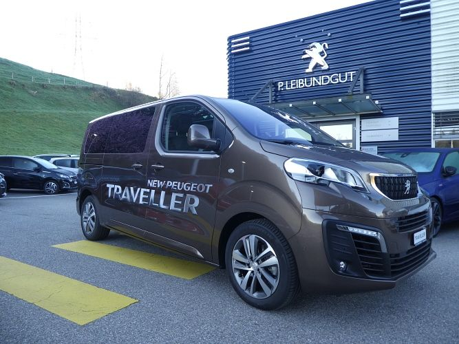Peugeot Traveller Std.2.0 BHDi 180 All.S/S