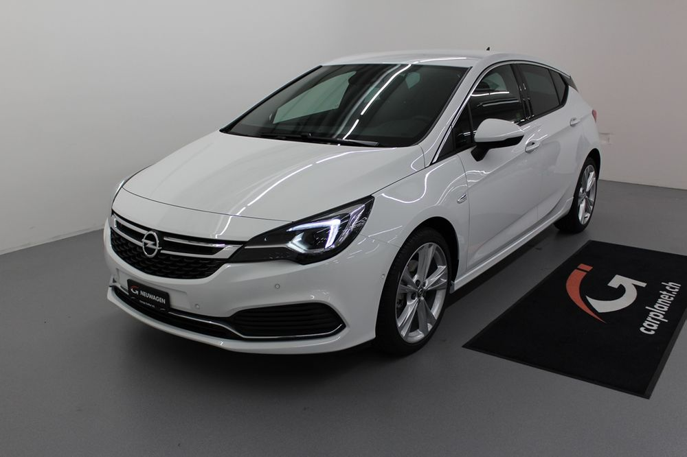 Opel Astra 1.6 T 200PS OPC Line
