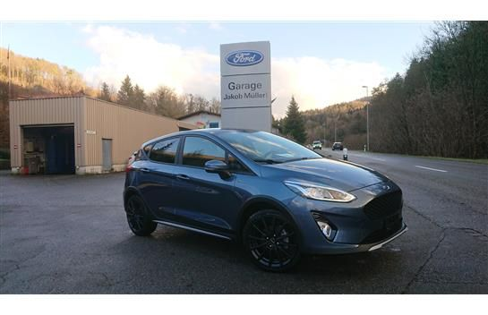 Ford Fiesta 1.0 SCTi Active III