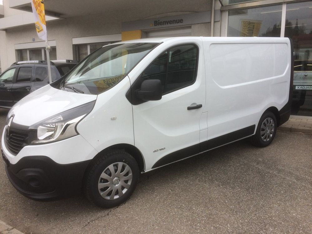 RENAULT Trafic 1.6 dCi 120 2.9t Business L1H1