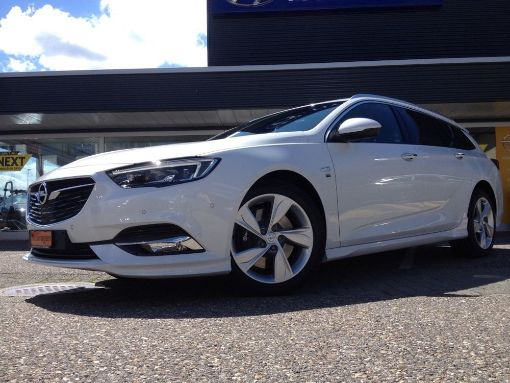 Opel Insignia Sports Tourer 2.0 T Excellence