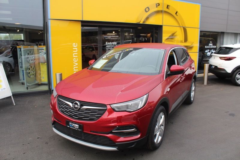 Opel Grandland X 1.2 T Excellence