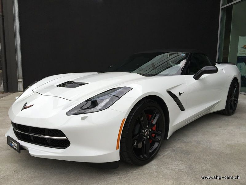 Chevrolet Corvette Convertible 6.2 V8