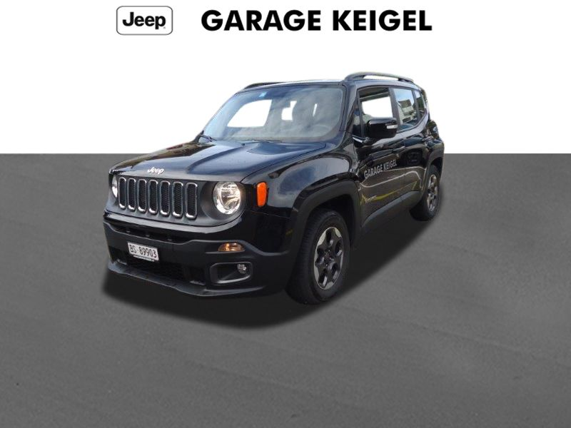 Jeep Renegade 1.4 140 MultiAir Longitude