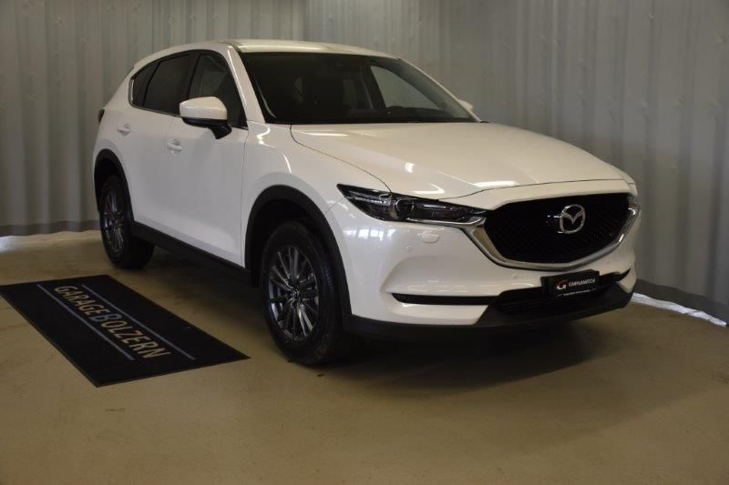 Mazda CX-5 2.2 D Ambition AWD