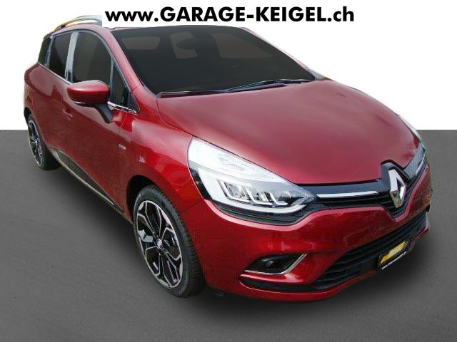 Renault Clio GrT 1.2 TCe 120 Swiss Ed.S/S