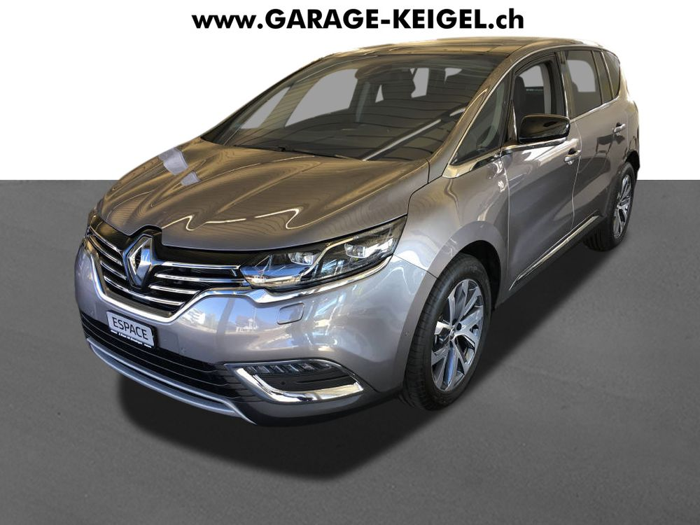 Renault Espace 1.6 dCi 160 Swiss Edition EDC