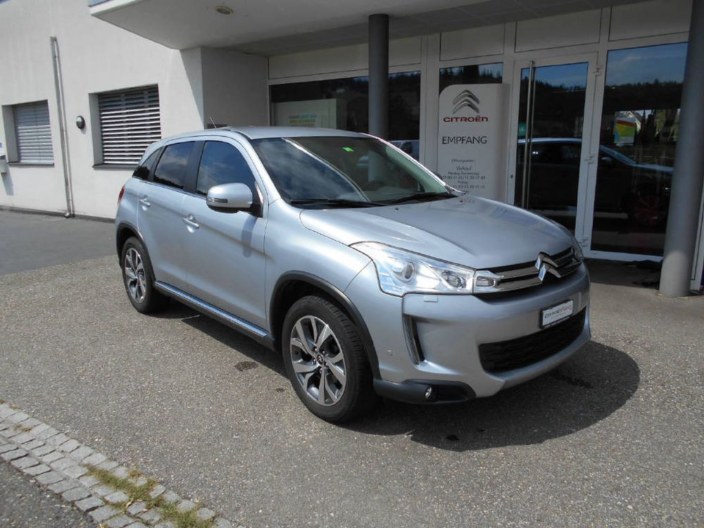 Citroen C4 Aircross 1.6 HDi 115 Exclusive