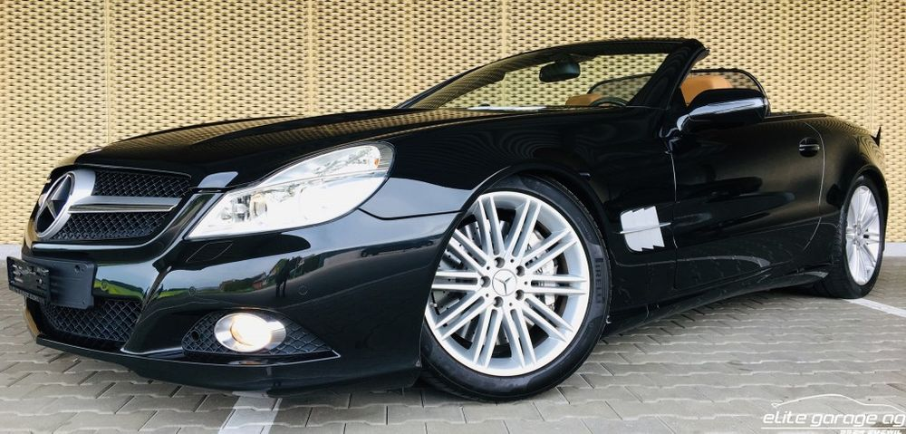 Mercedes-Benz SL 600 Automatic