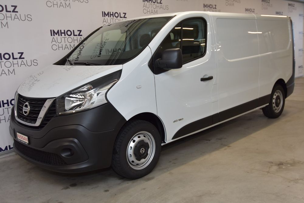 Nissan NV300 Kaw. 2.9 L2H1 1.6 dCi Pro 120PS