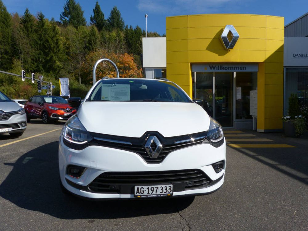 Renault Clio GrT 1.2 TCe 120 90th Anniv