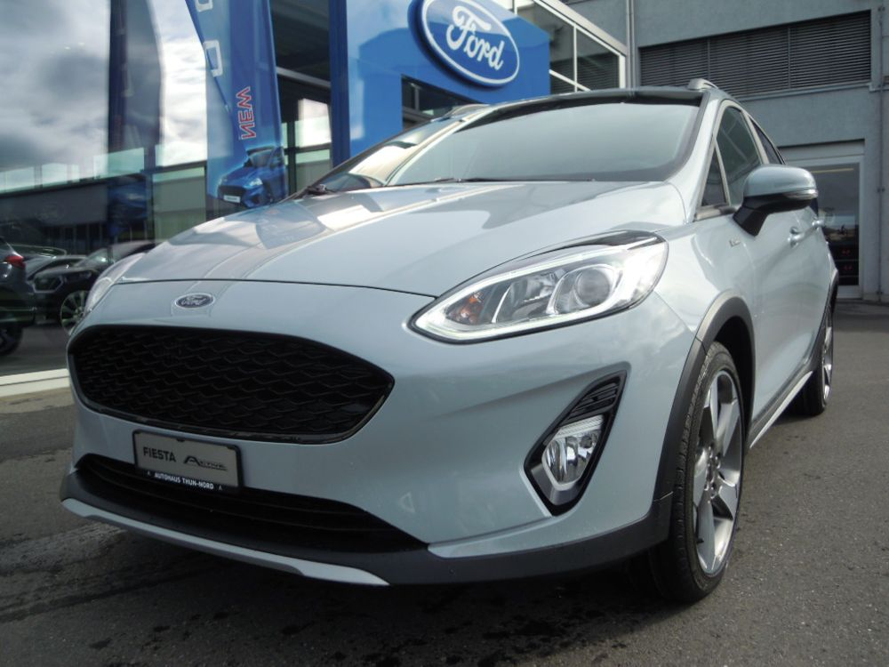 Ford Fiesta 1.0 EcoB Active X