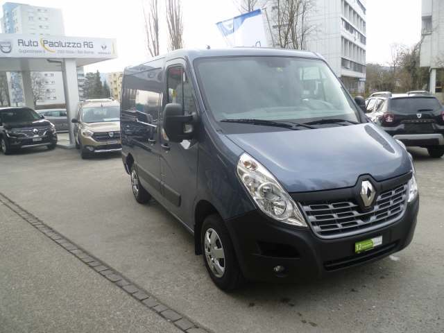Renault Master Kaw. 3.3 t L1H1 2.3 dCi 130