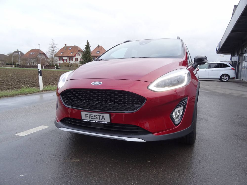 Ford Fiesta 1.0 EcoB 140 Active 3