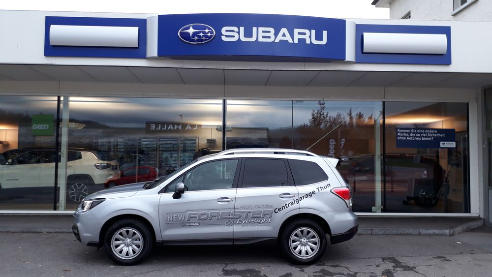 Subaru Forester Station 2.0 Executive