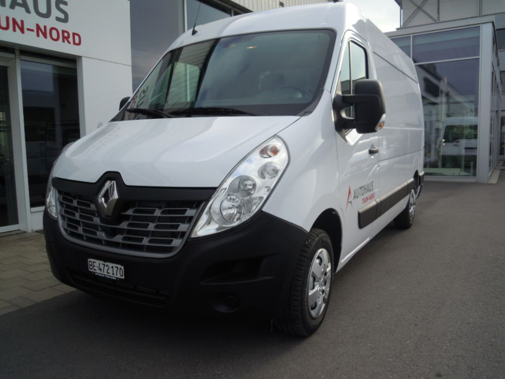 Renault Master Kaw. 3.5 t L2H2 2.3 dCi 145 TwinT