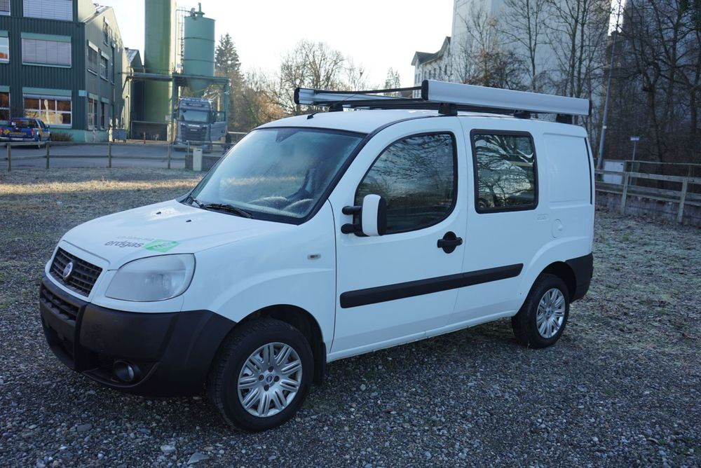 FIAT Doblò 1.6 Narural Power Cargo Swiss