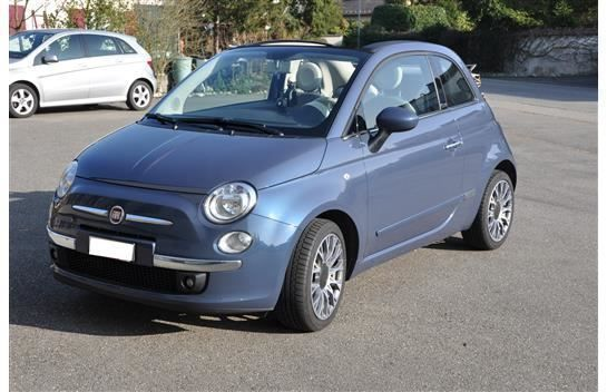 FIAT 500C 0.9 Twinair Turbo Color