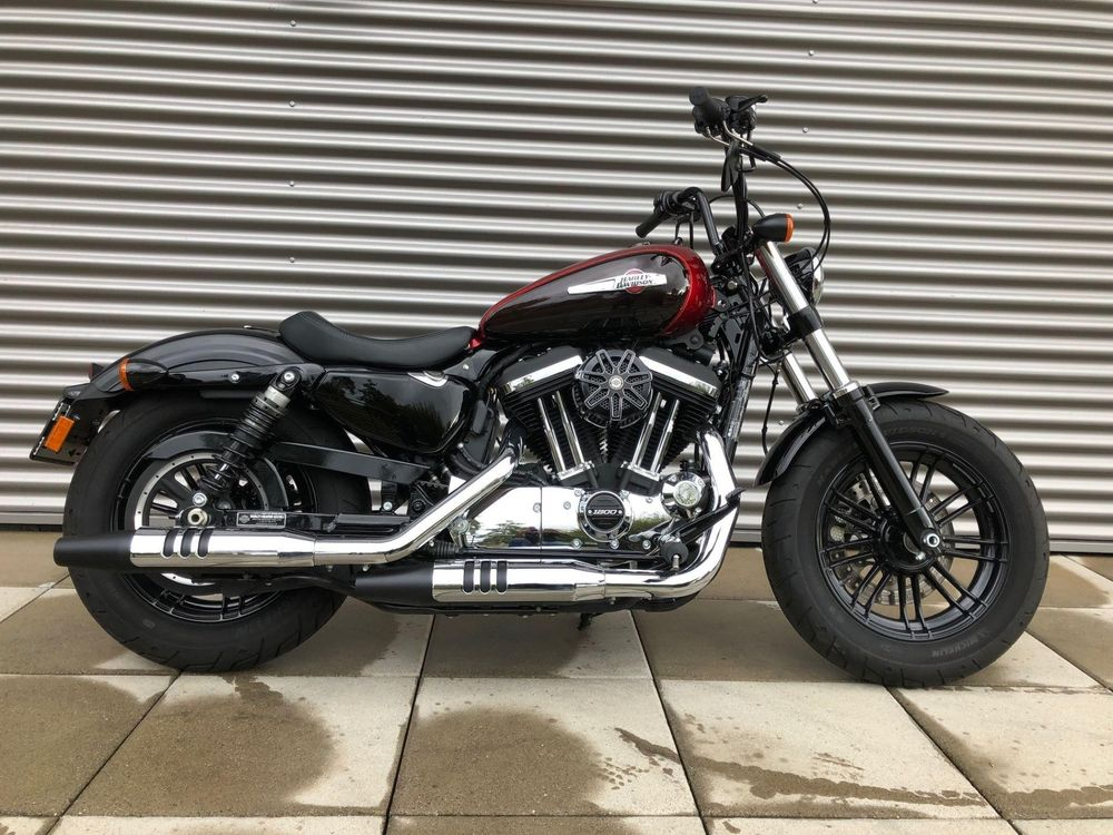 HARLEY-DAVIDSON XL 1200 XS Sportster Forty Eight Specia