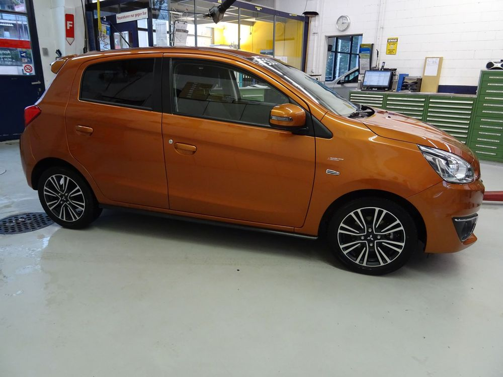 MITSUBISHI Space Star 1.2 Value Anniversary CVT
