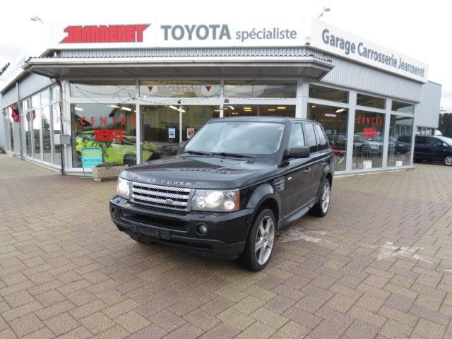 Land Rover Range Rover Sport 3.6 Td8 HSE Automatic