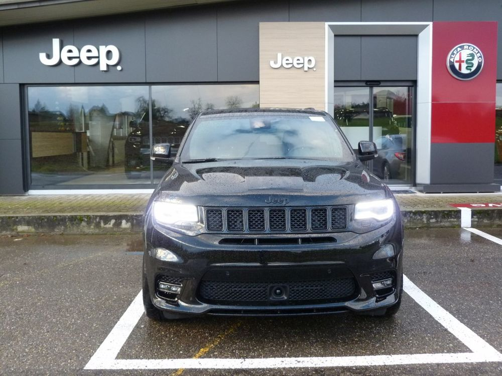 Jeep Grand Cherokee 6.4 V8 HEMI SRT8 Automat