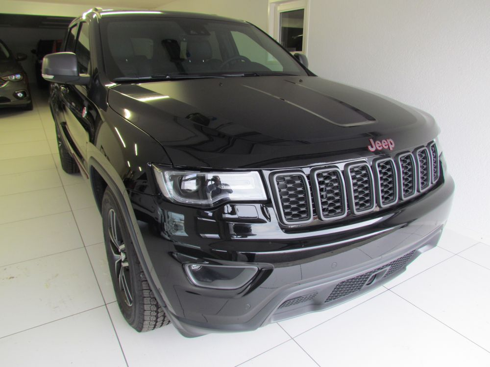 JEEP Grand Cherokee 3.0 CRD 250 Trailhaw