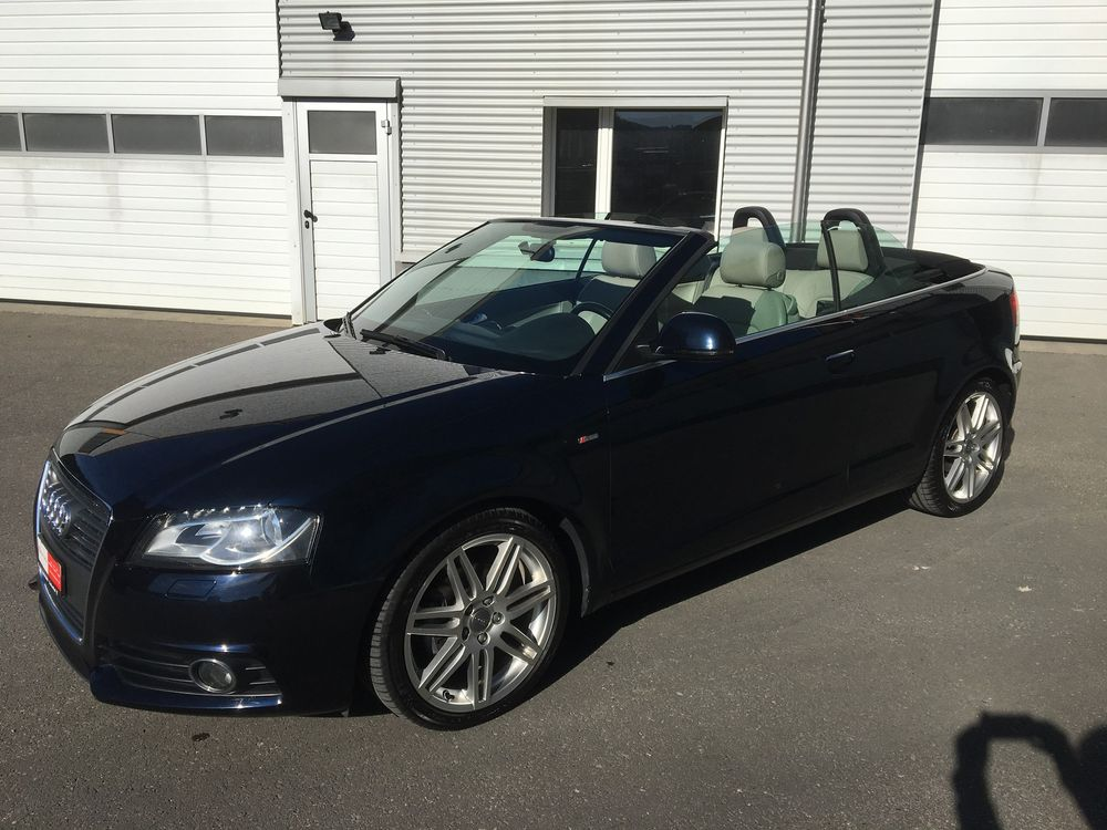 Audi A3 Cabriolet 1.8 TFSI Ambition S-tronic
