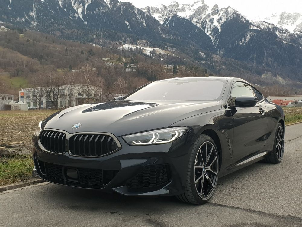 BMW M850i xDrive Coupé Steptronic mit Topau