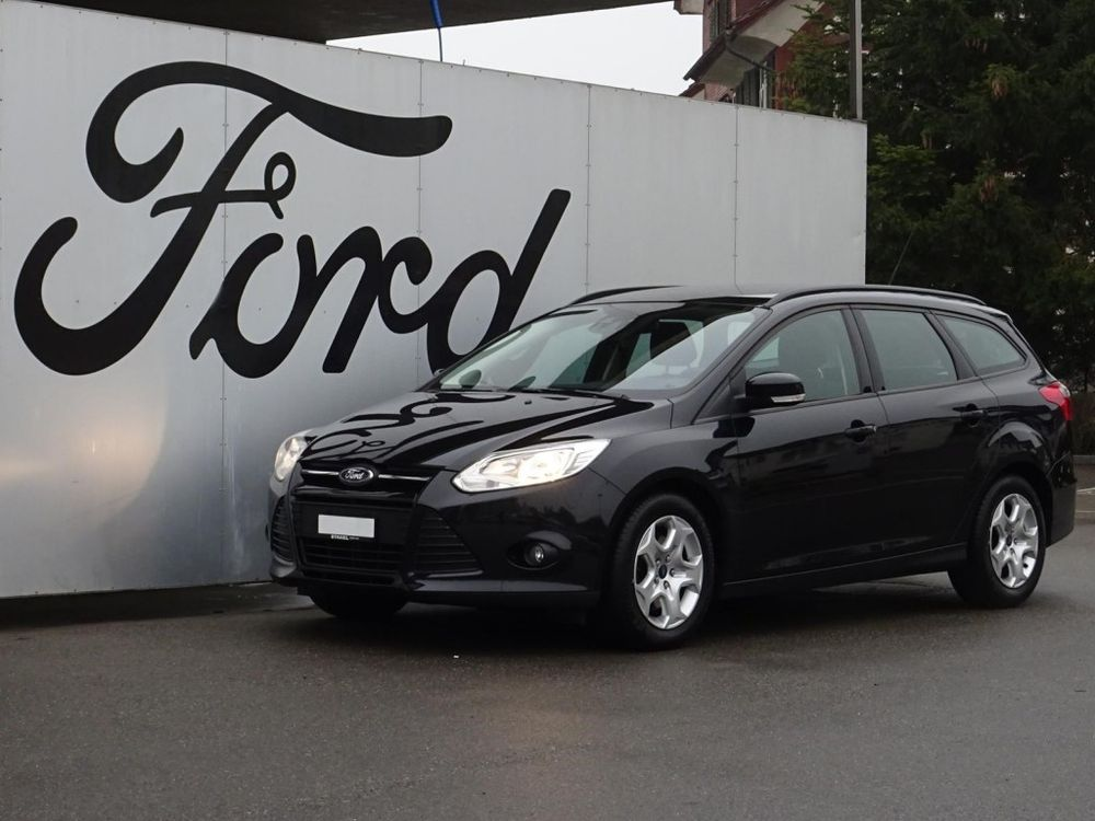 Ford FOCUS Station Wagon 1.0i EcoB 125 Trend