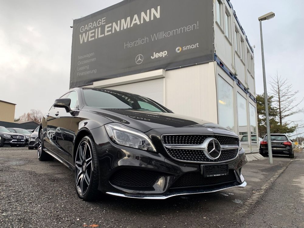 Mercedes-Benz CLS Shooting Brake 350 d 4Matic 9G-Tron