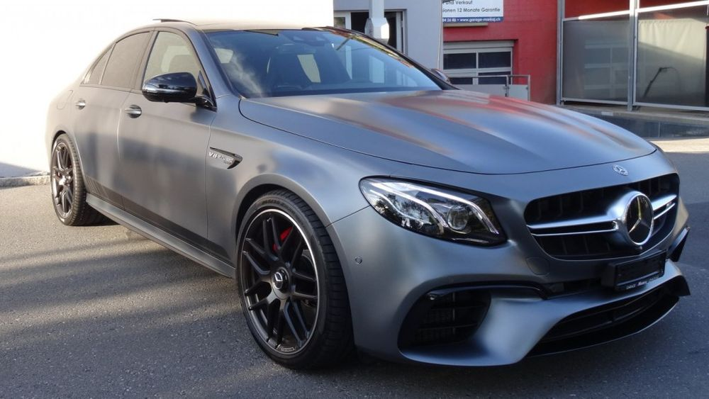 Mercedes-Benz E 63 AMG S Edition 1 4Matic Speedshift