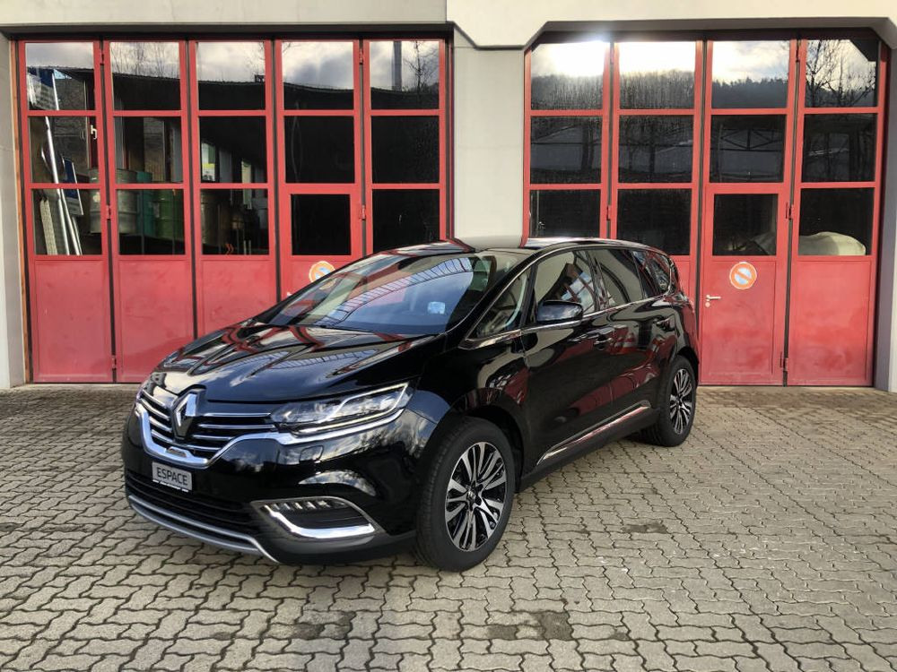 Renault Espace 1.8 TCe 225 Initiale EDC