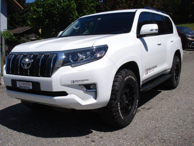 Toyota Land Cruiser 2.8TD Comfort Automatic